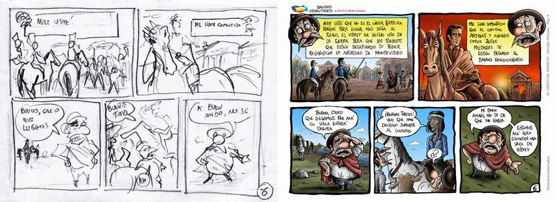 Cómo Se Hace Una Historieta Bandas Educativas