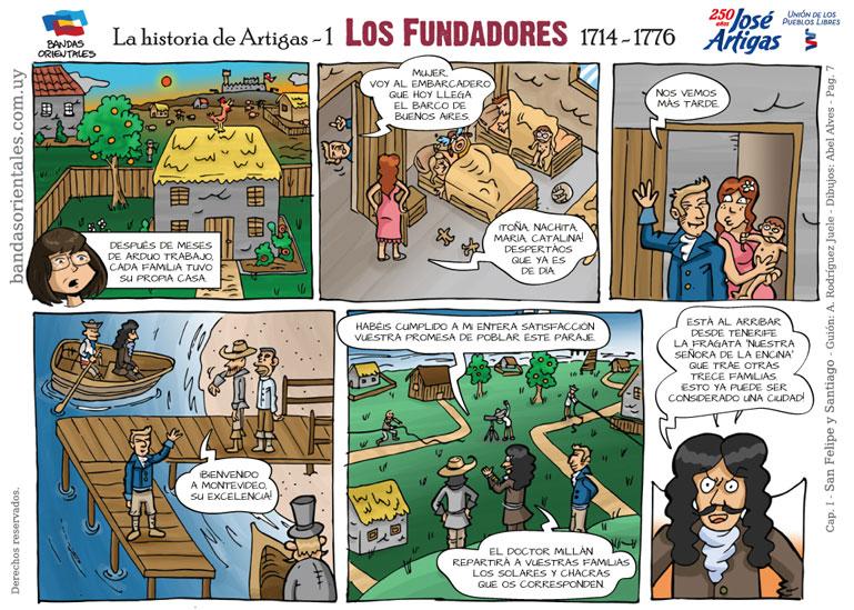 los fundadores: