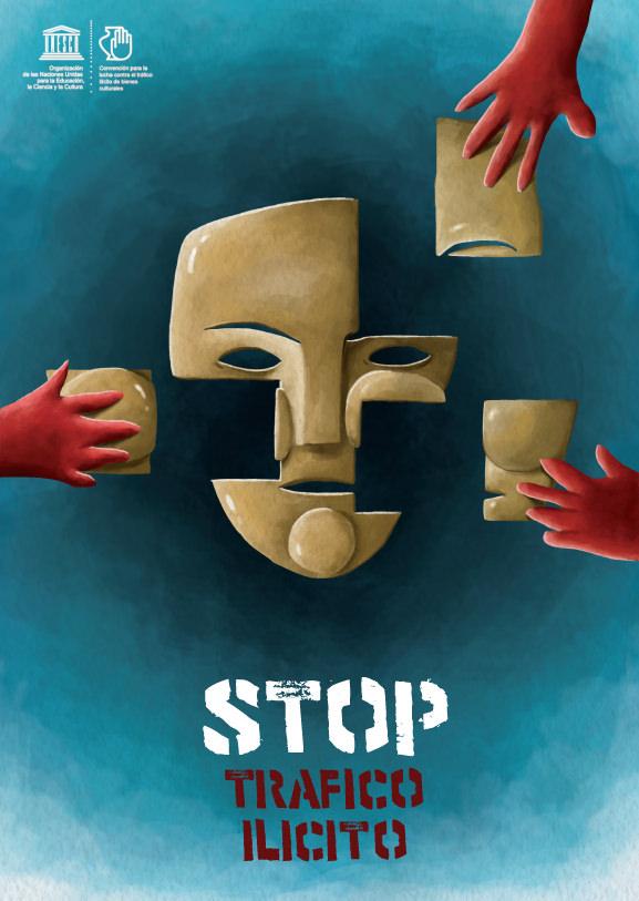 Afiche Stop Trafico Ilicito orig