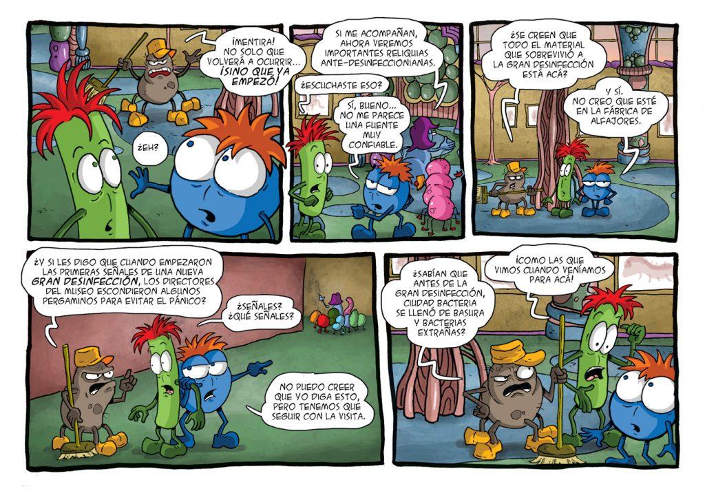 descargar comics pdf para niños